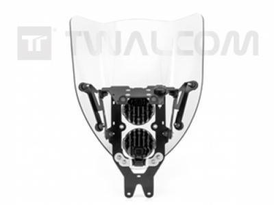TT® - Adventure-Light Rally Kit (h. 330 mm.) Husqvarna 701 Transparant