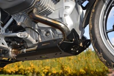 Carter-en versnellingsbak protector zwart GS GSA LC
