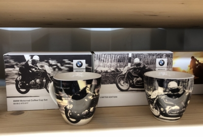 BMW Limited Edition koffie set Heritage Edition