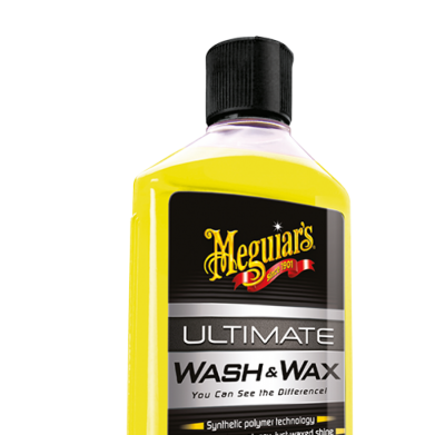 Kit bevat ULTIMATE WASH & WAX