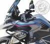 BMW M sticker set R1200GS LC tank snavel