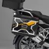R1250 GS EXCLUSIVE VARIO set kofferstickers