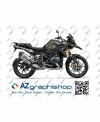 BMW R 1250 GS Exclusive Version Decal Stickers FS-R1250GS-E