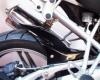 Achterspatbord zwart BMW R1200GS/ Adventure 2004-2012