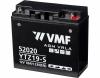 VMF YTZ19-S 52020 accu
